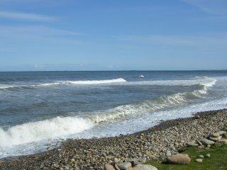 海原を眺めて