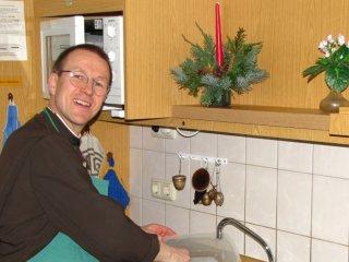 食器洗いもまた楽し!