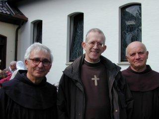 イタリア、フランシスコ会 からの訪問客
