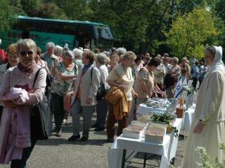 イベント開催中の書籍販売
